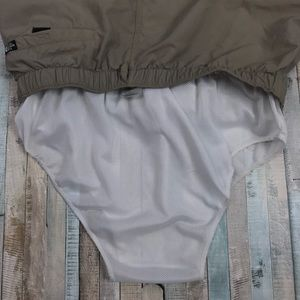 The North Face Shorts - The North Face Nylon Shorts Beige Hiking Swimming